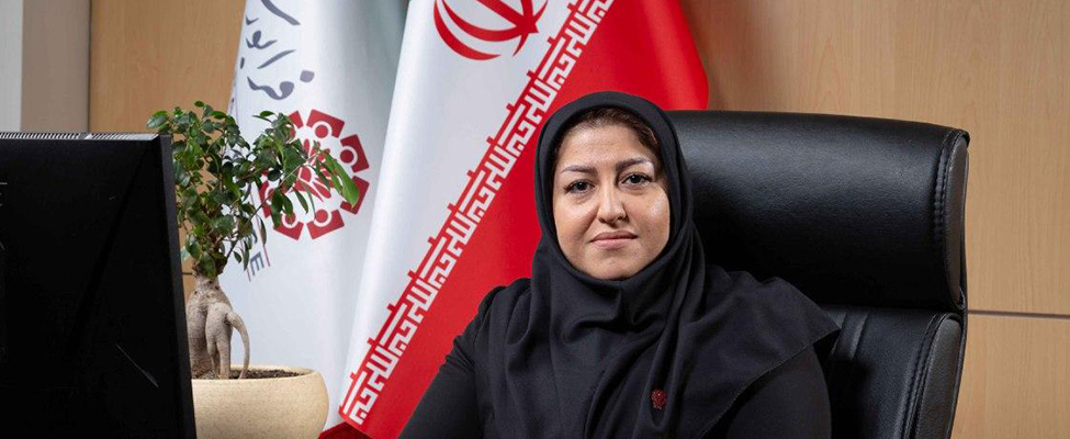 Iran Fara Bourse Structured Financial Product market manager, Neda Bashiri, just announced: